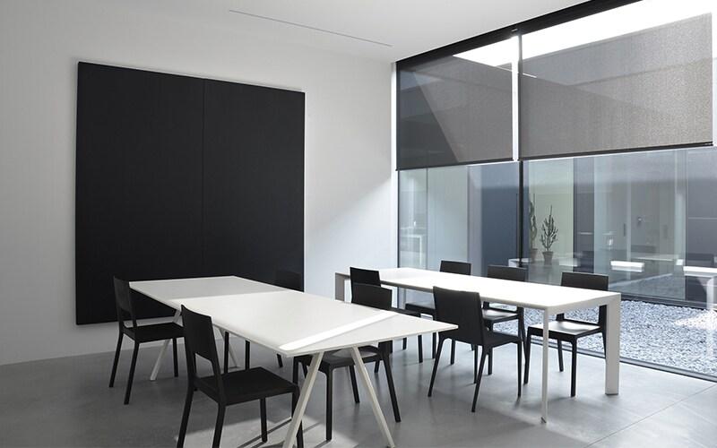 Nuovo stabilimento per laminam interni magazine - Pannelli fonoassorbenti per interni ...