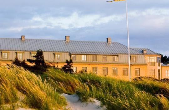 Dornbracht per Varbergs Kusthotell in Svezia