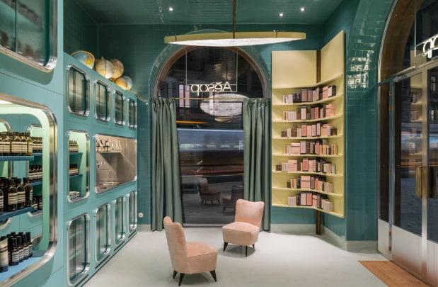 Aesop apre il secondo negozio a Milano