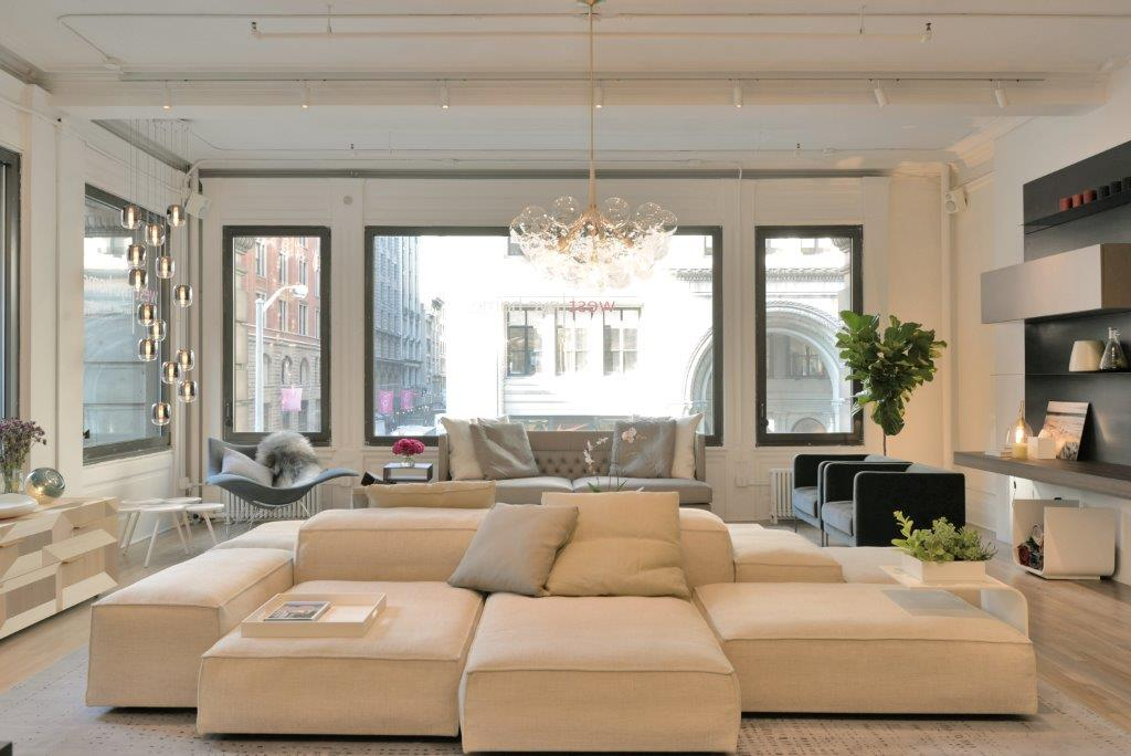 Porro a New York: West | NYC Home