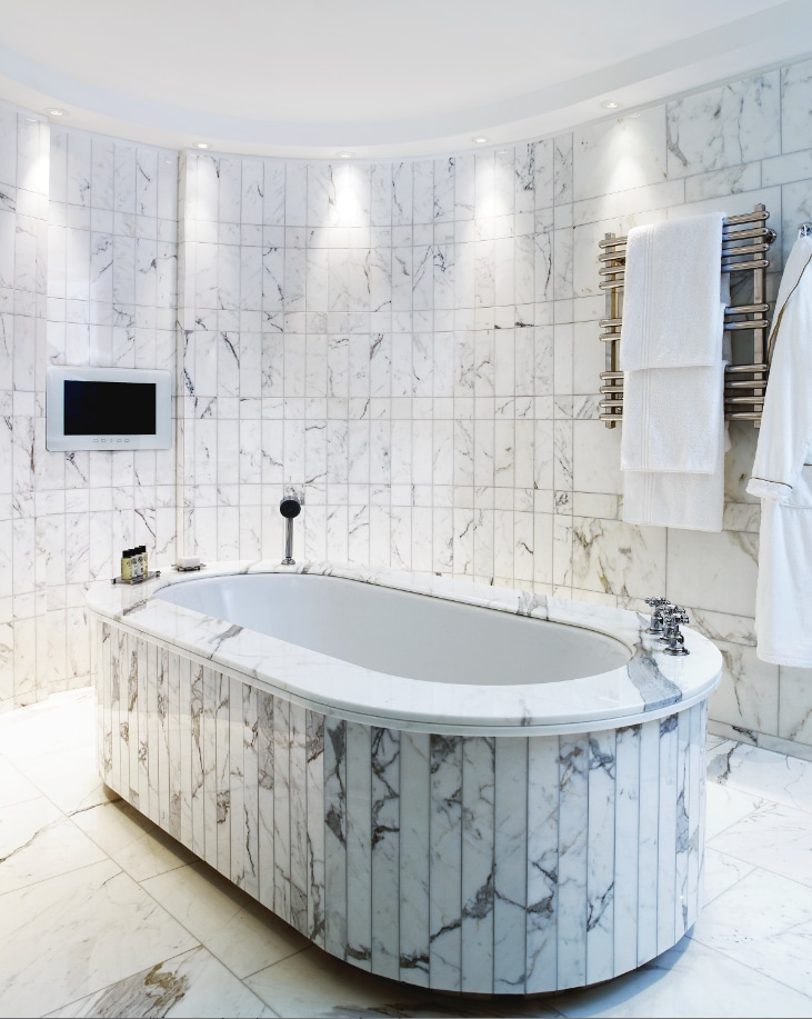Vasche a 5 stelle interni magazine - Vasche da bagno kaldewei ...