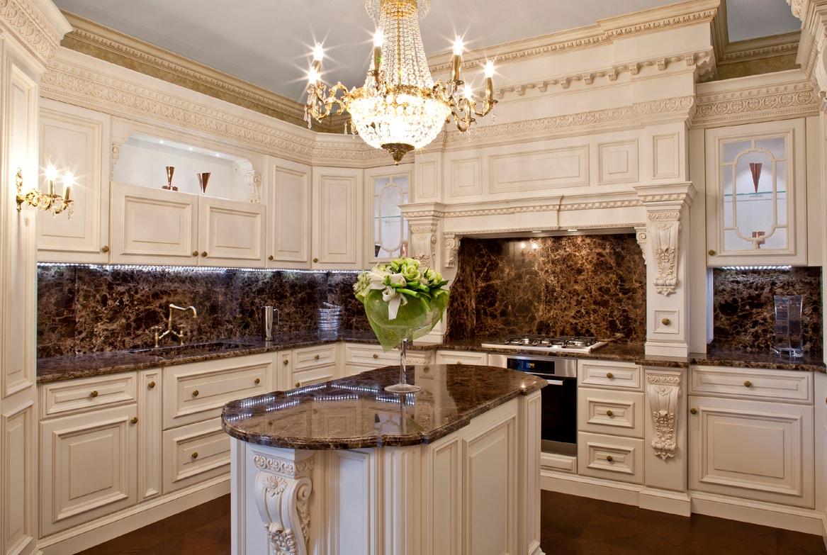 Il marmo Margraf in cucina – Interni Magazine