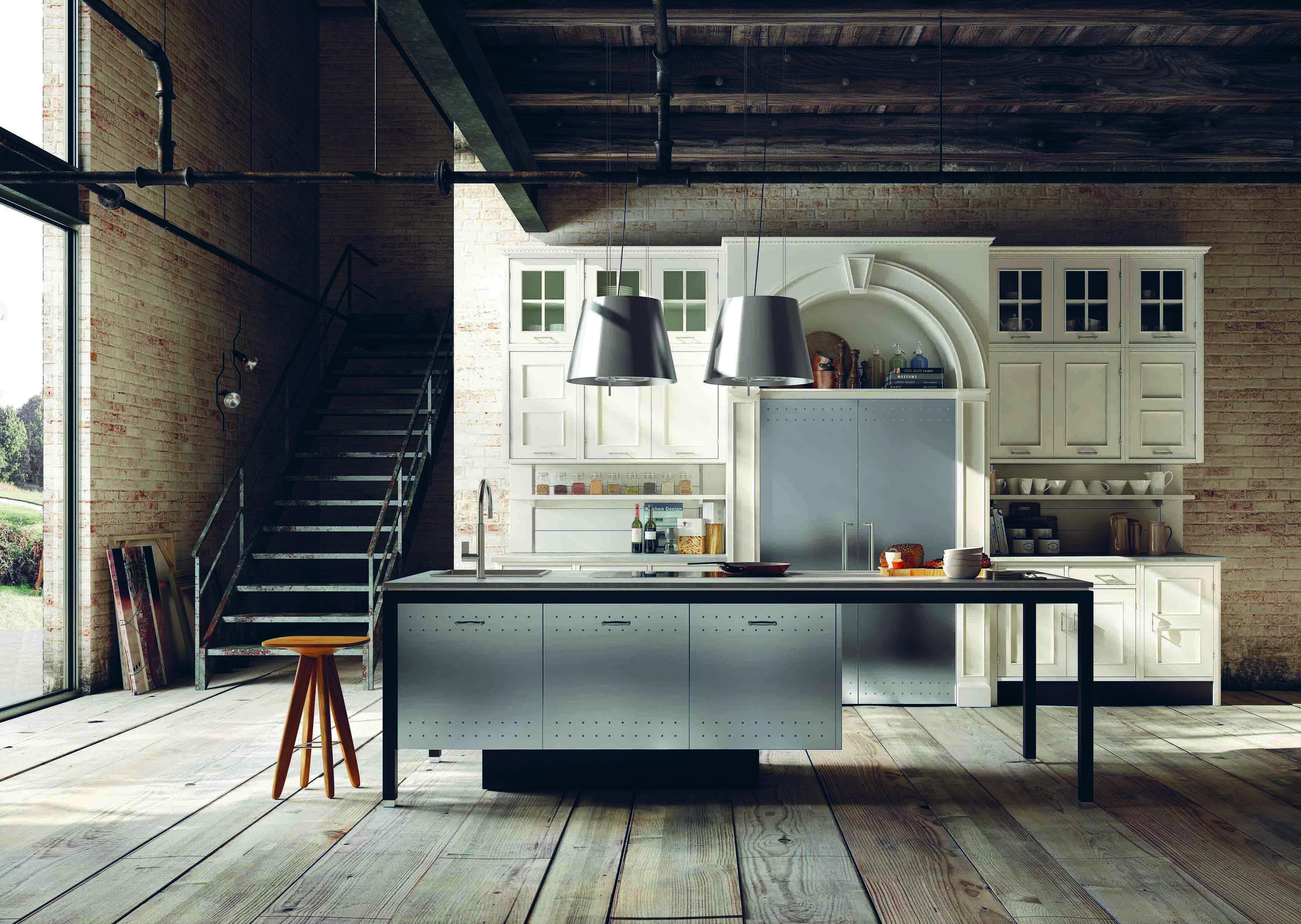 40 anni di cucine interni magazine - Cucine anni 40 ...