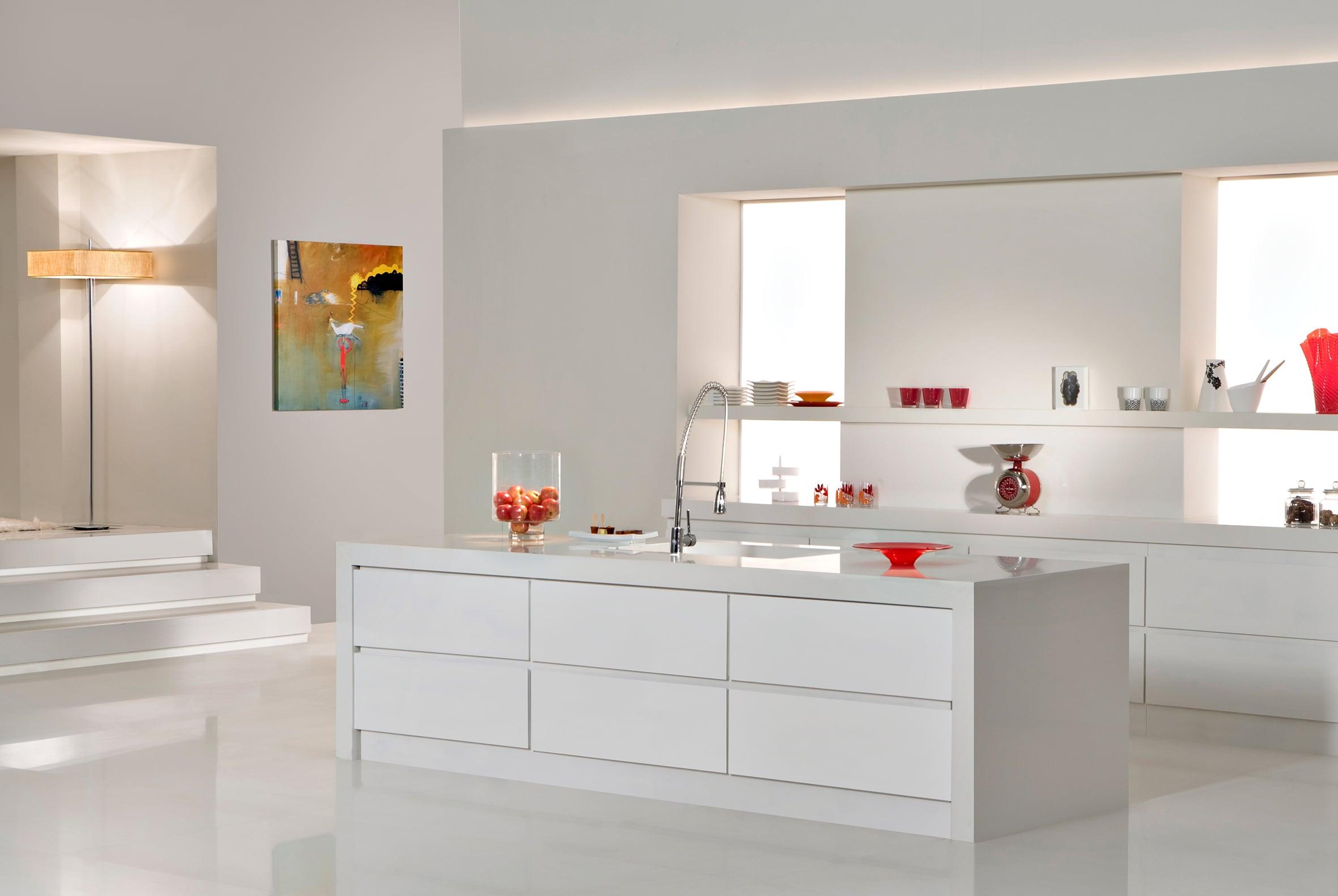 Cucina Total White – Interni Magazine
