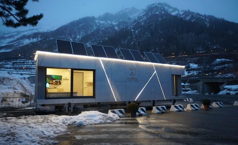 Biosphera 2.0, la casa del futuro a energia zero