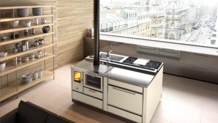Edilkamin lancia la collezione kitchen kamin interni for Catalogo edilkamin