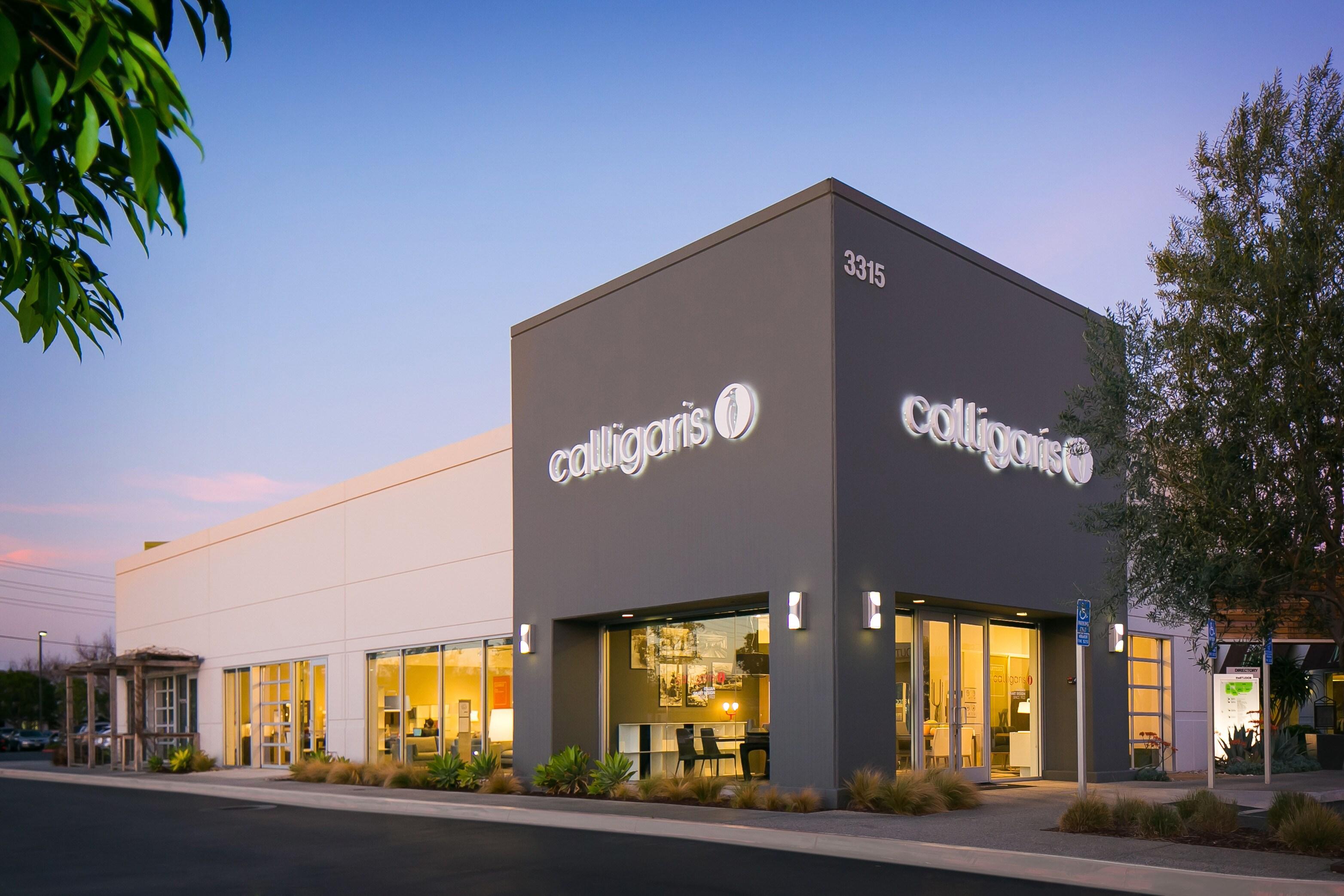 Calligaris inaugura un nuovo store a los angeles interni for Calligaris vetrine