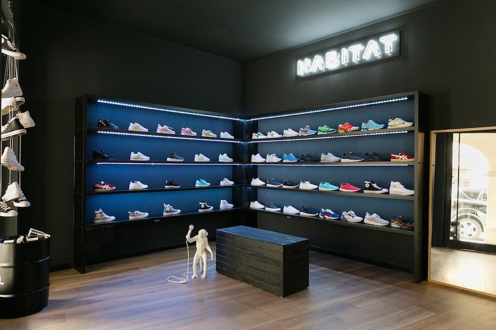 Nasce Habitat Nuovo Concept Store Di Sneakers Limited