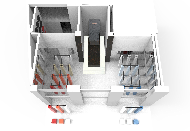 La svolta di okite il futuro dell interior decoration for Cargo via meucci
