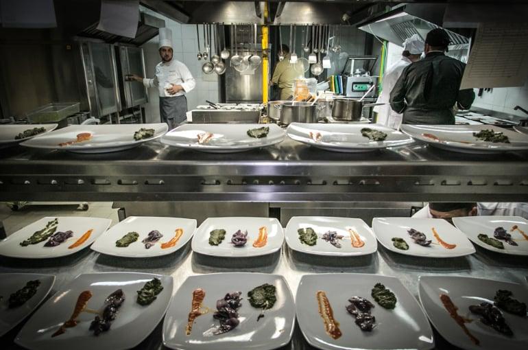 Archichefnight milano cinque architetti chef per una sera for Architetti per interni