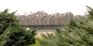 Arpa - Nuova sede dell'Agenzia Regionale per la Prevenzione e l'Ambiente, Ferrara, 2006 – in corso di costruzione - Mario Cucinella