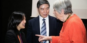 Ying Huang_Jianzhong Yang e Adele Cassina