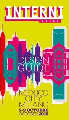 Dialma Brown - DESIGN GUIDE MEXICO CITY/MILANO 2016 - 1st EDITION