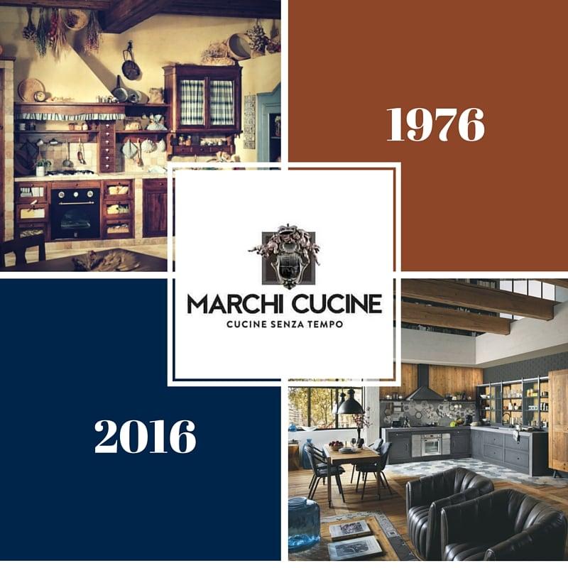 I 40 anni di Marchi Cucine – Interni Magazine