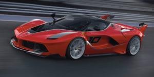 Ferrari - FXX K, design di Flavio Manzoni – Ferrari Design con Werner Gruber - Ferrari Design. Ferrari.