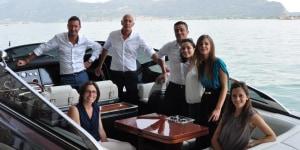 Il team di Officina Italiana Design