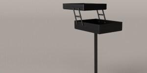 Comodo, design Achille Castiglioni con Giancarlo Pozzi