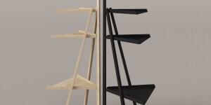 Trio, design Achille Castiglioni con Giancarlo Pozzi