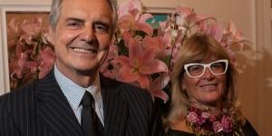 Marco Pariente (Studio Artemis) e Gilda Bojardi