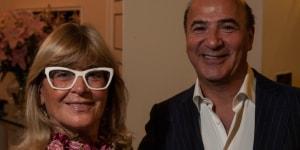 Gilda Bojardi e Claudio Franco (Points / Kartell Messico Principal)