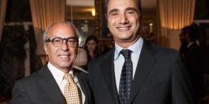 Achille Scaringi Raspagliesi (Web Mobili) e Andrea Albini (Mondadori International Brand Manager)