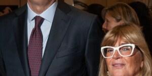 Alessandro Busacca (Ambasciatore d'Italia in Messico) e Gilda Bojardi