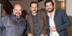 Ricardo Casas (architetto - RCD), Mauricio Rocha (architetto - Taller de Arquitectura), Alejandro Castro (designer)