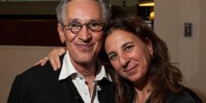 Ricardo Salas Moreno (graphic designer) e Anna Bolletta (Interni Promotion&Communication)