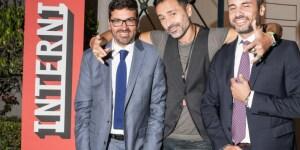 Giuseppe Manenti (Diretttore Ita Messico), Fabio Novembre (architetto), Roberto Cuneo (Federlegno Arredo International Promotion)