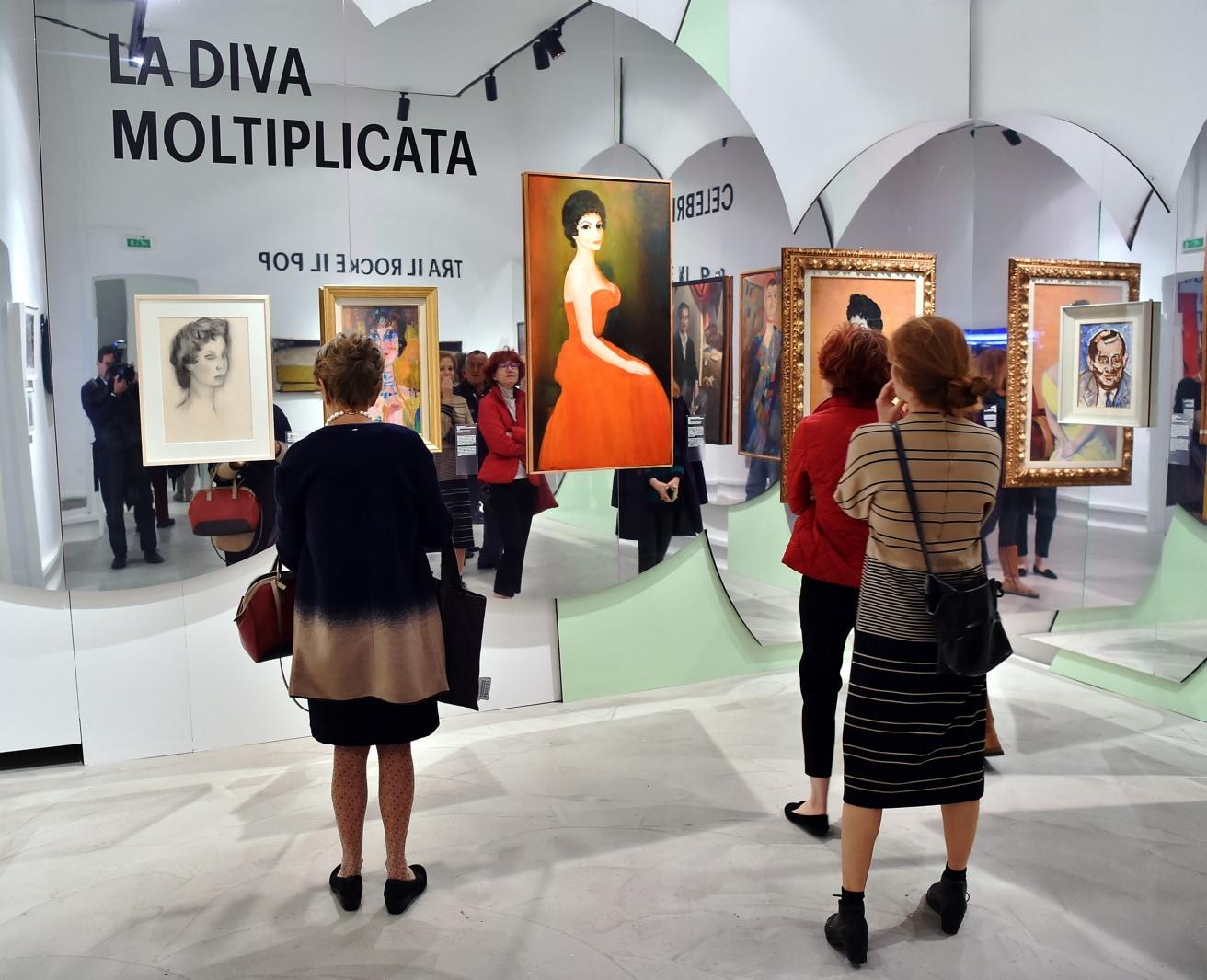 Boom! 60..Una Mostra a Milano..