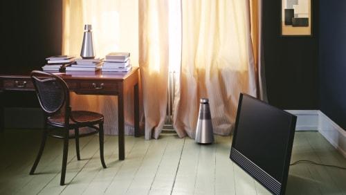 Gli impianti musicali BeoSound 1 e 2 e Il televisore 4K Ultra HD BeoVision Horizon di Bang & Olufsen