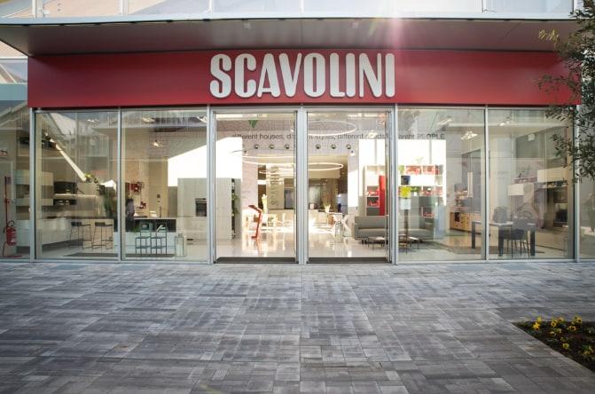 Scavolini Store Scalo Milano – Interni Magazine