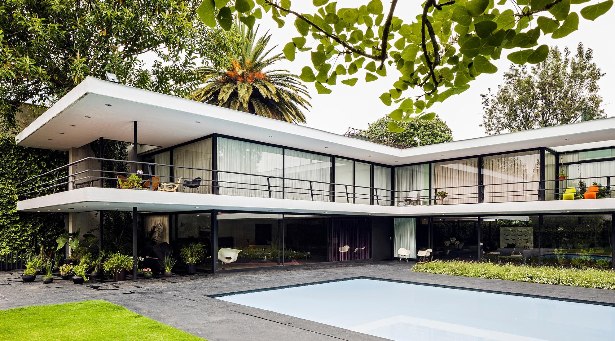 Evviva il moderno messicano interni magazine for Costruire una casa sulla spiaggia su palafitte