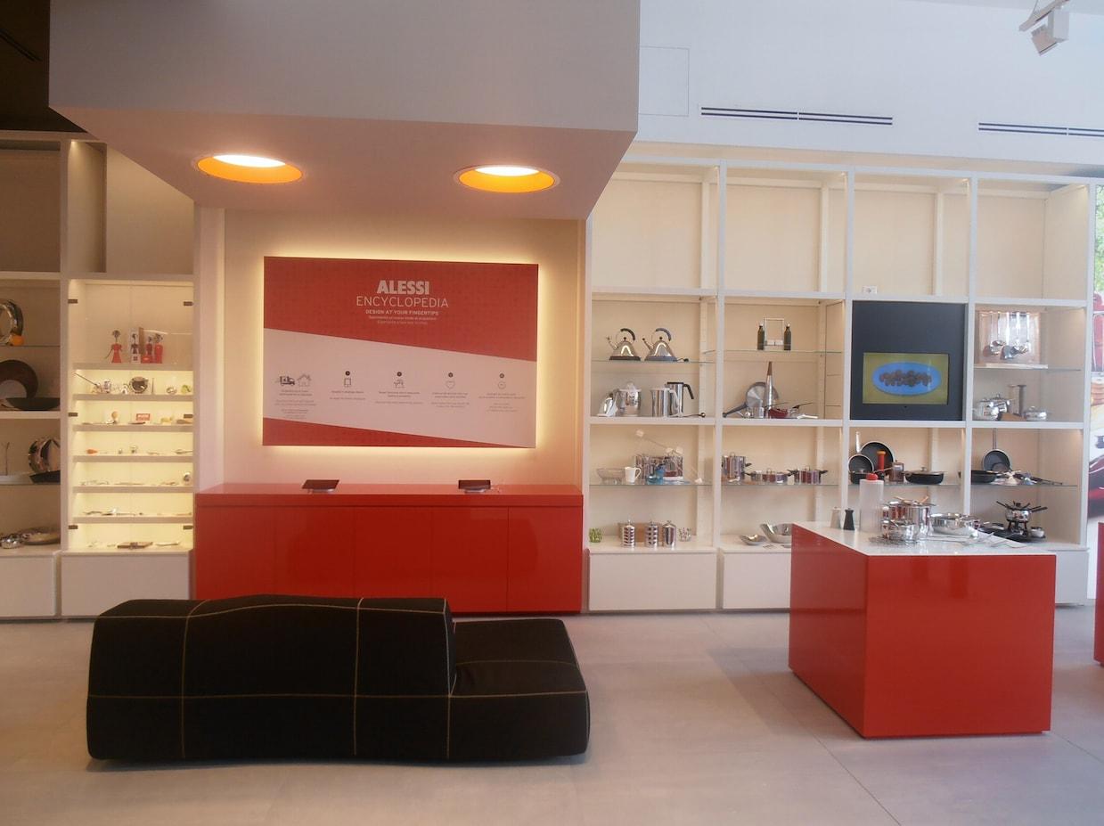Alessi Store - Scalo Milano - Interni Magazine