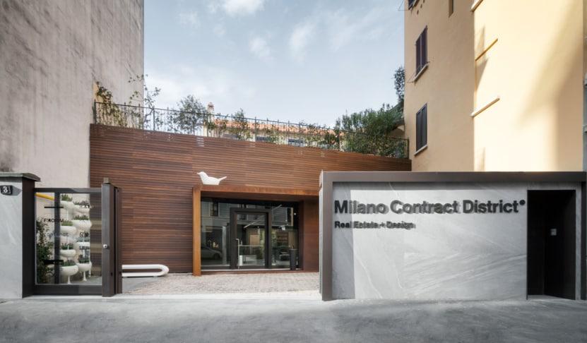 Milano Contract District - Interni Magazine