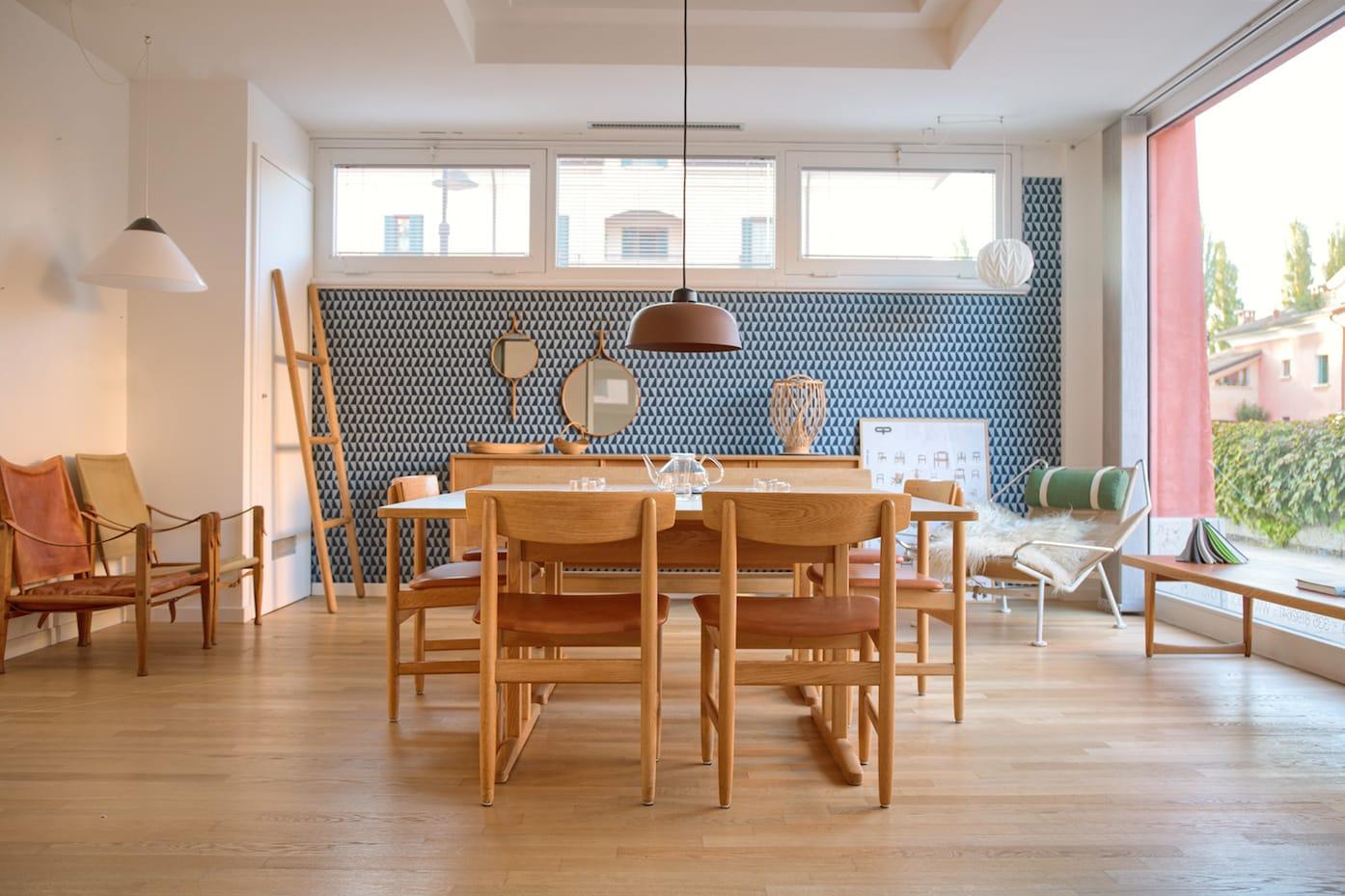 Danord scandianvian furniture in italy interni magazine for Interni furniture