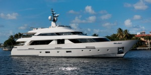 Lo yacht Sanlorenzo SD112.