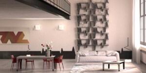 Collezione Heart, design Alessandro Antoniazzi e Ivan Sesini per Boffetto