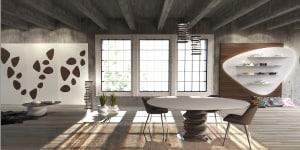 Collezione Plectrum, design Stefania Tieri per Boffetto