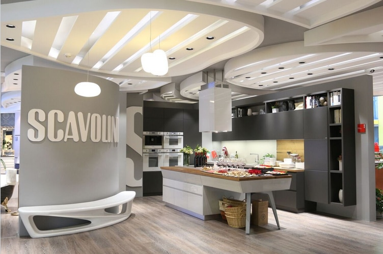 Scavolini due store monomarca in cina interni magazine for Arredamento made in china