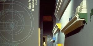 Mostra Rinascimento, 1994 (Foto Archivio Mario Bellini)