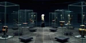 Allestimento National Gallery Victoria, 2003 (Foto Giovanni Cappelletti)