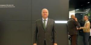 L'ingegner Roberto Brovazzo, Direttore Generale di Schüco Italia.