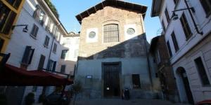 Ex chiesa di San Carpoforo.
