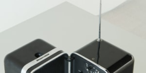 Radio TS502 by Zanuso/Sapper per Brionvega