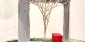 Spazi di autoespressione / Lifes tree, un progetto di Patrizia Pozzi e installazione di Duilio Forte