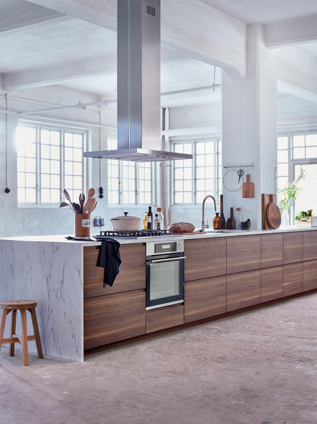 A tu per tu con l immaginazione interni magazine - Ikea pensili cucina metod ...