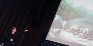 Biarke Ingels spiega il suo progetto.