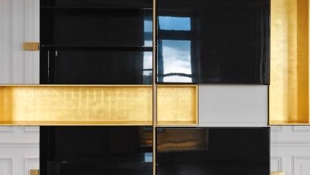 Lazzarini Pickering. Appartamento, Parigi, 2004-2008 © Matteo Piazza