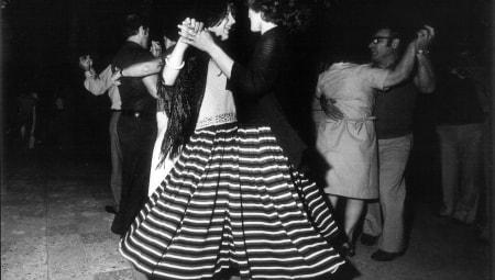 Da Dancing in Emilia, 1978. Foto di Gabriele Basilico/Archivio Gabriele Basilico, Milano
